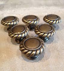 antique brass ls value antique brass knob design vintage round pull hardware 2