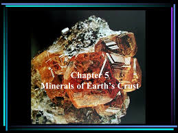 The Way A Mineral Reflects Light Chapter 5 Minerals Of Earth U0027s Crust Define Mineral Give One