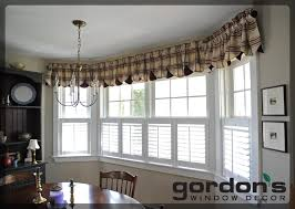cafe shutters and custom drapery hardware gordon u0027s window decor