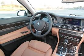 luxury cars inside review 2013 bmw 750li video the truth about cars