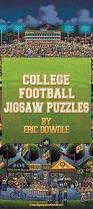 14 best college football jigsaw puzzles images on pinterest