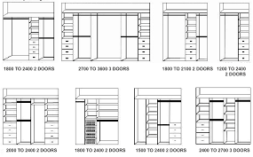 Built In Wardrobe Layout Possible Option For My New Storage X - Built in wardrobe designs for bedroom