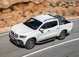 mercedes pickup 2017 mercedes benz x class finally revealed cars co za