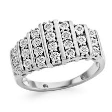 setting diamond rings images 0 10 carat diamond miracle setting ring in sterling silver netaya jpg