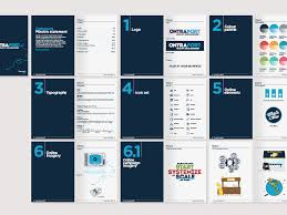 corporate design k ln 36 great brand guidelines exles content harmony