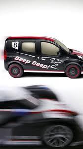 peugeot bipper van peugeot bipper beep beep concept van at bologna