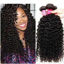 Mongolian Curly Hair Extensions by Amazon Com Sunber Hair Brazilian Curly Virgin Hair Weave 3