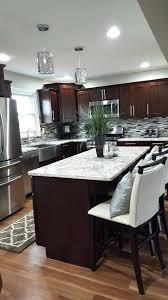 black kitchen cabinets ideas best backsplash for cabinets schemes for kitchens with