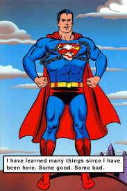 superman u0027s book morals