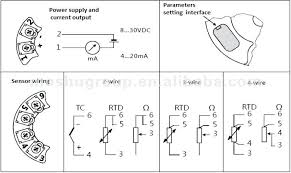 4 wire rtd wiring diagram plus wire connection diagram with template