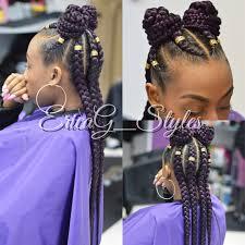 pin by erica goodman on braided styles for black women pinterest