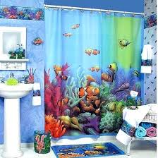 sea bathroom ideas under the sea bathroom decor shower curtain is one of bathroom