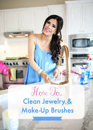 wedding rings clean diamond ring ammonia how to clean jewelry at