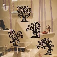 Halloween Ornament Tree by Online Buy Wholesale Halloween Tree Decal From China Halloween