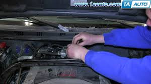 how to install replace idle air control valve suzuki xl 7 youtube