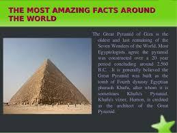wonders of the world by nuria gomez