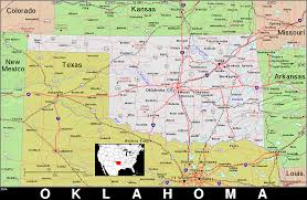 Oklahoma Zip Code Map Ok Oklahoma Public Domain Maps By Pat The Free Open Source
