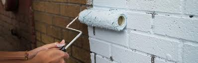 Painting Exterior Brick Wall - paint your outside walls yourself