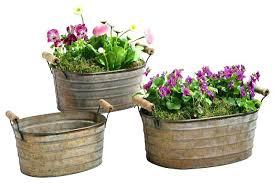 large rustic plant pots rustic terracotta flower pots rustic