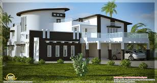 retro lovely luxurious house design flat roof designs interior new