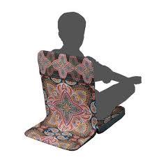 foldable meditation chair