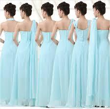 light blue bridesmaid dresses light blue dress bridesmaid dress chiffon formal dresses of