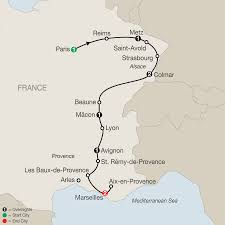 Champagne France Map by Paris Champagne U0026 More Tour Globus Escorted Tours