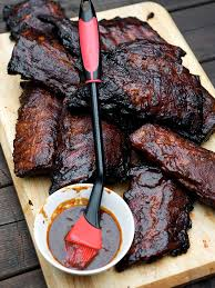 Backyard Barbeque Barbecue Ribs With Dr Pepper Barbecue Sauce