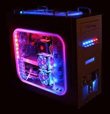 purple led lights for computers custom computers remote pc repair web design