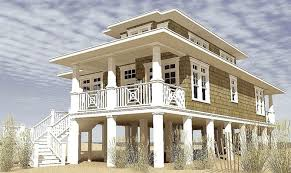 narrow waterfront house plans beach house plans narrow lot plan home plans blueprints 48569