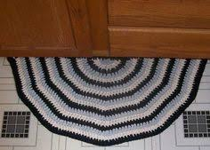 Half Circle Kitchen Rugs Pin By Trish W On Crochet Iii Motifs Misc Patterns