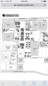 csudh map map of cal state dominguez yelp