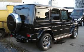 lifted mercedes van file black g 55 amg rr jpg wikimedia commons