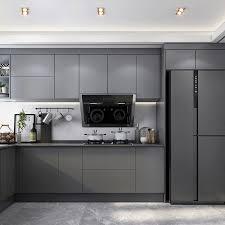 modern colors for kitchen cabinets modern simple gray egger board kitchen cabinet quartz countertops buy egger kitchen cabinets modern simple kitchen cabinets gray kitchen