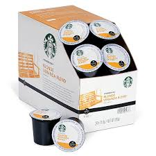 light roast k cups buy starbucks blonde veranda blend light roast k cups keurig k150p