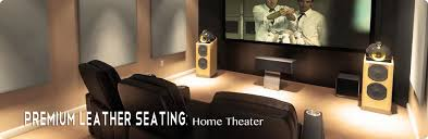 Comfortable Home Theater Seating Commercial And Home Theater Seating