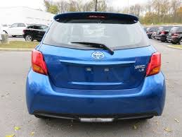 2017 toyota yaris 5dr le near hagerstown md serving chambersburg
