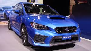 2018 subaru wrx engine 2018 subaru wrx sti price spring release specs walkthrough