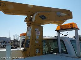 1995 gmc sierra 3500hd bucket truck item j1538 sold apr