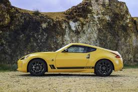 slammed nissan 370z nissan introduces 370z coupe heritage edition forcegt com