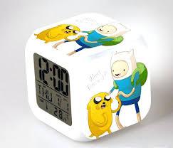 best light alarm clock light up alarm clock frozen light up cube digital clock queen girls