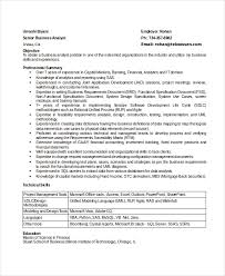 exle resume for business analyst skills resume beneficialholdings info