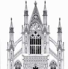gothic architecture drawing architecture gothic architecture drawing gothic architecture