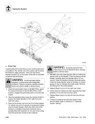 warning skytrak 8042 service manual user manual page 511 906