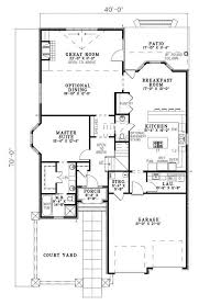 southwestern home plans southwestern house plan 151874 ultimate home plans