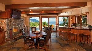mountain homes interiors idaho mountain style home mountain architects hendricks