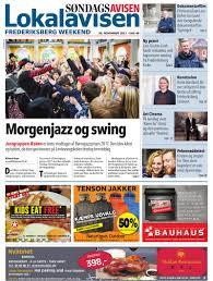 lokalavisen frederiksbjerg søndagsavisen uge 48