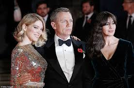 monica bellucci in spectre wallpapers lea seydoux glitters as monica bellucci shows some leg at spectre