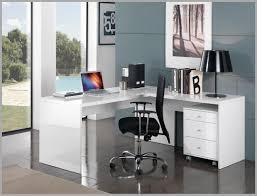 bureau ordinateur d angle haut bureau d angle design blanc décoration 918919 bureau idées