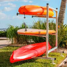 Free Standing Kayak Storage Rack Plans by Storage Rack For Canoes Kayaks Sup Boards And Other Small Crafts